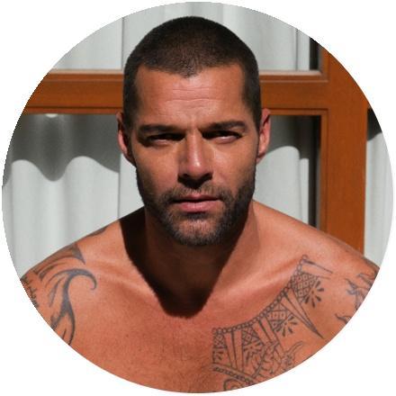 Icon Ricky Martin
