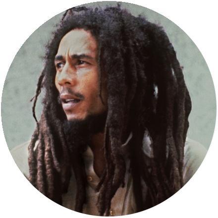 Icon Bob Marley