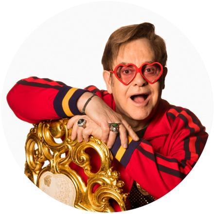 Icon Elton John
