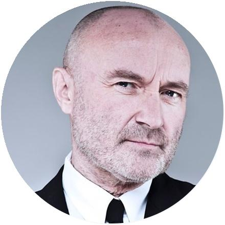 Icon Phil Collins