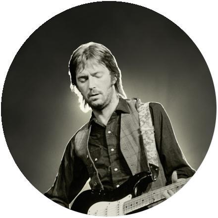 Icon Eric Clapton