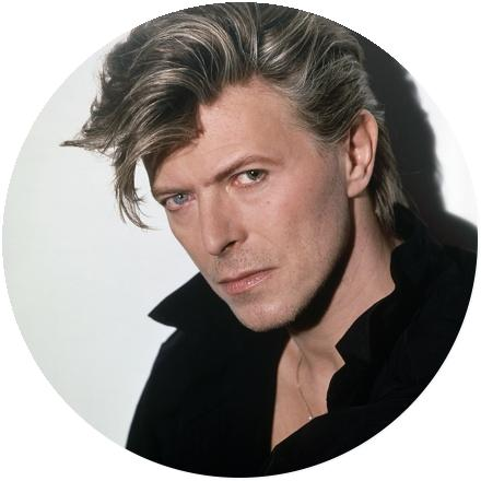 Icon David Bowie