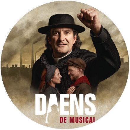 Icon Daens, De musical