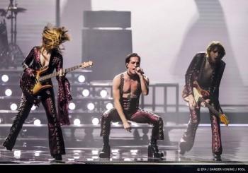 Icon Måneskin noteert bijzonder hitfeit in Britse charts