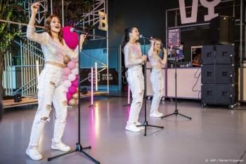 Icon Artiesten vieren heropening cultuursector ondanks slechte weer