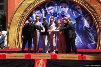 Icon Marvel-expositie in Disneyland Parijs opent deuren