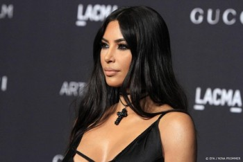 Icon Kim Kardashian werkt samen met modehuis Fendi