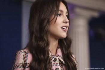 Icon Olivia Rodrigo na twee weken weer bovenaan albumlijst